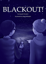 Load image into Gallery viewer, Blackout! A Refugee Story (Chapter Book)