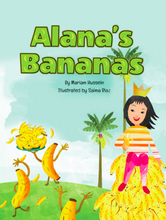 Load image into Gallery viewer, Alana's Bananas