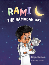 Load image into Gallery viewer, Rami the Ramadan Cat