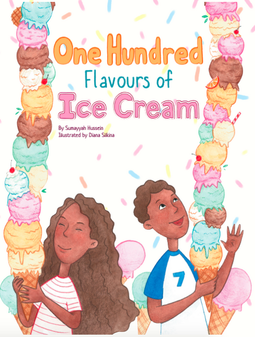 One Hundred Flavours of Ice Cream
