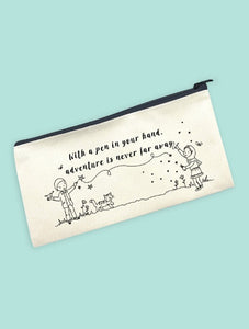 Adventurer Pencil Case