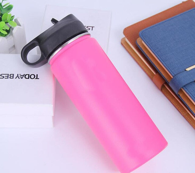COLDEST Insulated Hydro-Flask Water Bottle - PINK