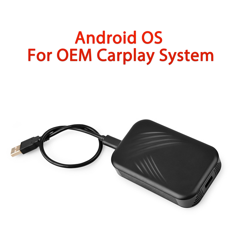 Andream Android OS USB dongle BOX For OEM CarPlay System Volkswagen Audi Mercedes-Benz Peugeot Honda Lexus Toyota Ford  Volvo Hyundai