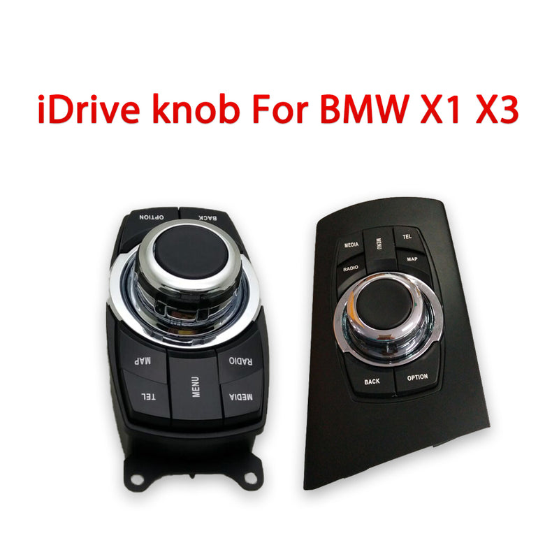 Andream iDrive Knob controller For X1 E84  X3 E83
