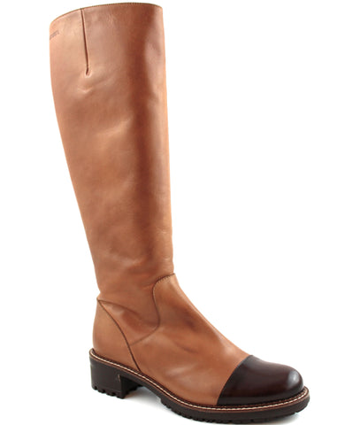 Wonders E-5010 Tall Boot Testa/Cuero