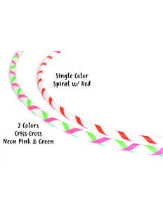 "HDPE & Polypro Beginner Hula Hoops ~ 3/4"" & 5/8"" Beginner Adult Hula Hoop - *BEST SELLER*"