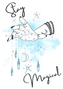 "FREE PRINTABLE: ""Stay Magical"""