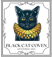 Black Cat Coven Couture
