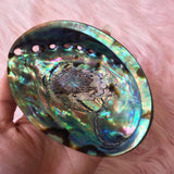 Abalone Smudging Shell-Premium Grade - Black Cat Coven Couture