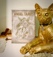 Angel Tarot - Black Cat Coven Couture