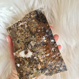 Citrine Crystal Cluster Chunk- Large 1.5kg - Black Cat Coven Couture