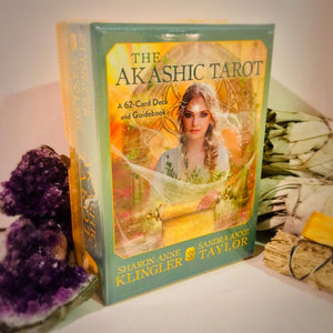 The Akashic Tarot - Black Cat Coven Couture