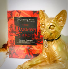 Load image into Gallery viewer, The Daemon Tarot - Black Cat Coven Couture