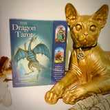The Dragon Tarot - Black Cat Coven Couture