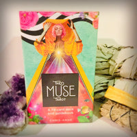 The Muse Tarot - Black Cat Coven Couture