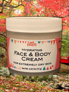 Face and Body Cream
