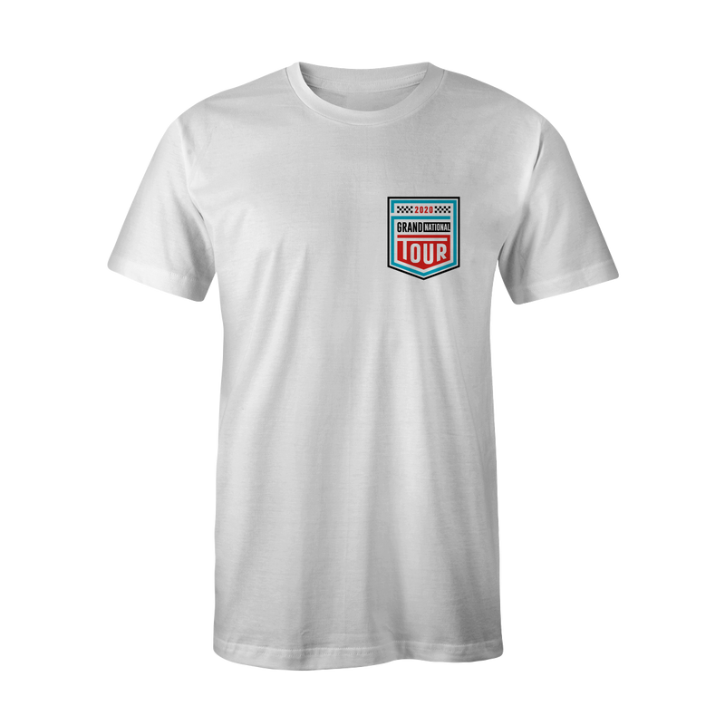 2020 Grand National Tour Tee