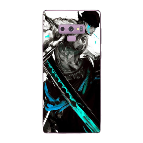coque one piece samsung zoro - Luffy store®