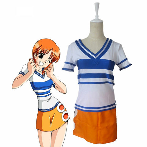 cospay One piece nami - Luffy store®