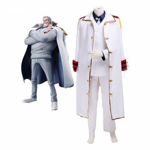Déguisement One piece Garp - Luffy store®