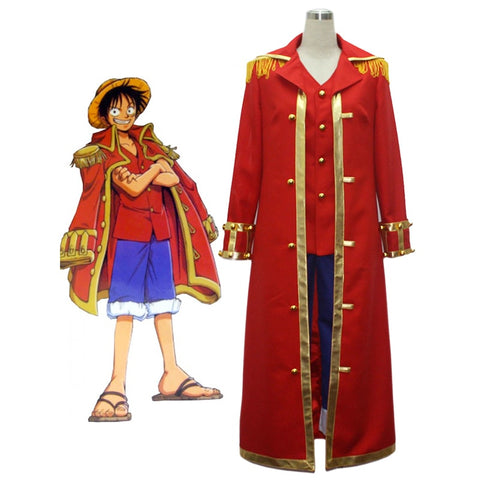 Cosplay One piece film Z - Luffy-store®