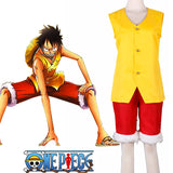Déguisement One piece Luffy enfant - Luffy-store®