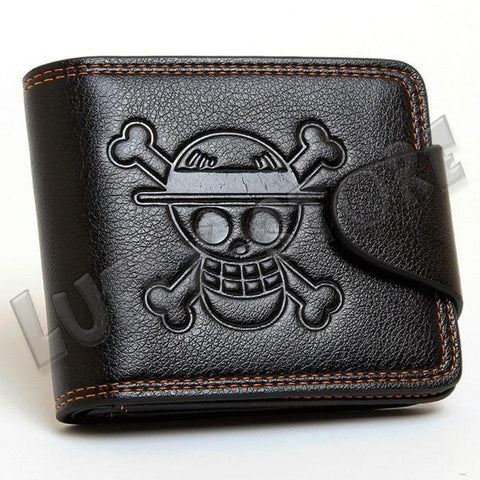 Portefeuille One piece cuir - Luffy-store®