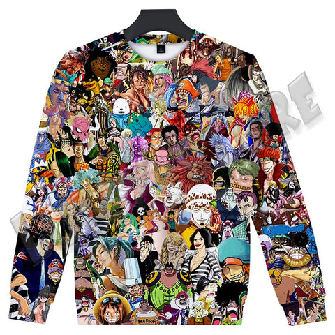 pull personnage one piece - luffy store®