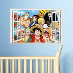 sticker one piece - Luffy store®
