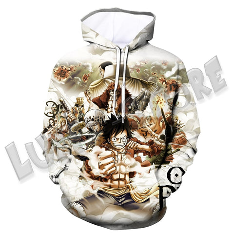 Sweat One piece aventure - Luffy store®