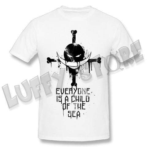 T-shirt One piece - Luffy-store®