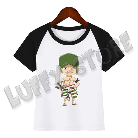 T-shirt One piece enfant Zoro