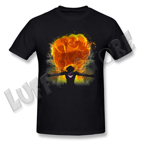 T shirt one piece Ace - Luffy store®