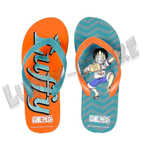 Claquettes One piece Luffy - Luffy-store®