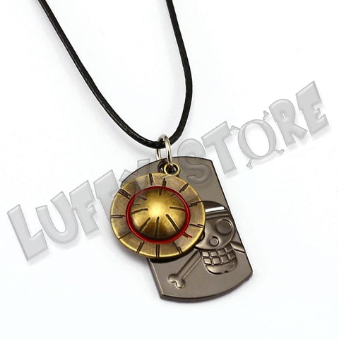 Collier One piece Luffy - Luffy-store®