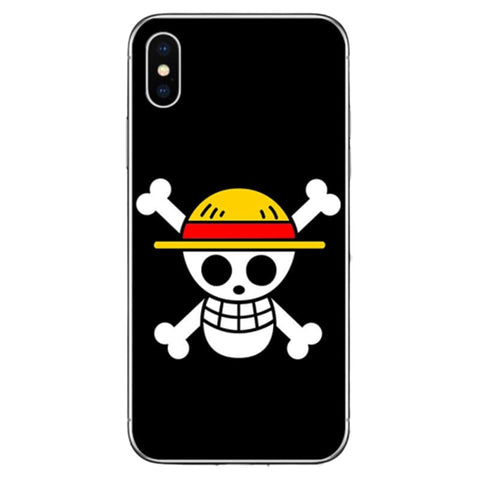 coque iphone one piece - Luffy store®