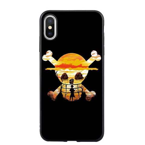 coque one piece iphone - Luffy store®