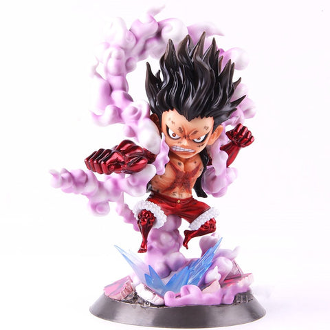 Figurine One piece Luffy snake man