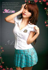 English Student 3 Pcs Costume
