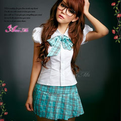 English Student 3 Pcs Costume - LingerieCats