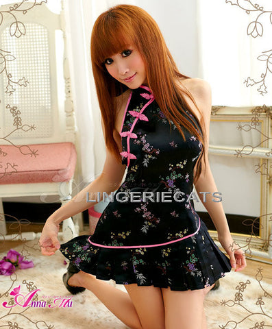 Playful Promises 4 Pcs Corset Set