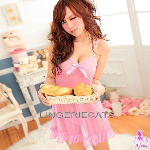 100% Affection Babydoll - LingerieCats