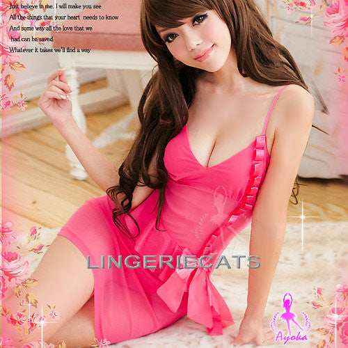 Sweet Gift Babydoll - LingerieCats