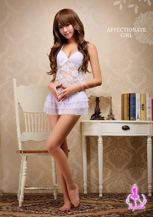 Lingeriecats Sexy Gorgeous Rayon Chemise - LingerieCats
