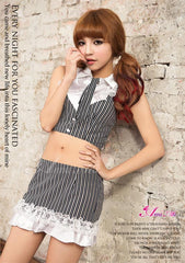 Lingeriecats Sexy Gossip Office Lady Outfit Cosplay - LingerieCats