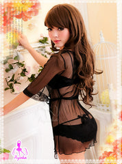 Lingeriecats Lace All Over Babydoll - LingerieCats
