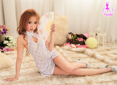 Lingeriecats Sexy Royal Princess ! 2 Pcs Cheongsam Costume