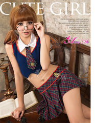 Lingeriecats Sexy Facinating School Girl Costume - LingerieCats