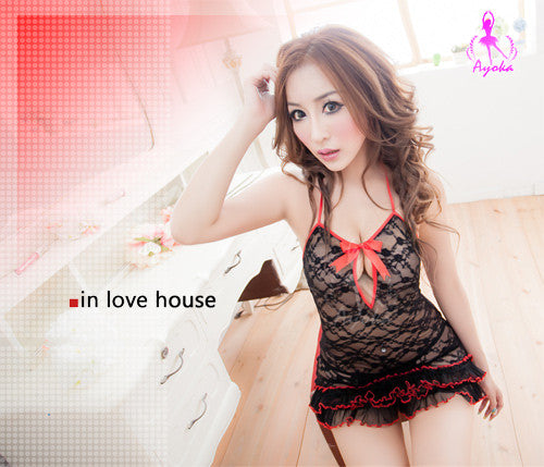 Lingeriecats Sexy Sweet Taste Babydoll 2Pes