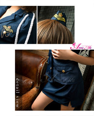Lingeriecats Sexy bewitching Police Outfit Cosplay Costume Set